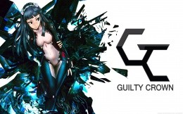 Guilty Crown Аниме