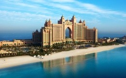 Фото отеля Atlantis the palm в Дубаи