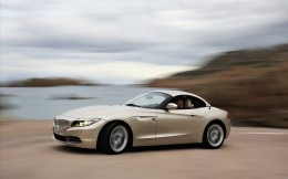 Авто Обои BMW Z4 Coupe, фотография