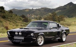 Фото Ford Mustang Shelby GT500