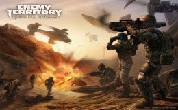Enemy Territory:Quake Wars- GDF