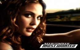 Девушка из Need For Speed: Most Wanted.