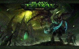 World of Warcraft: Black Temple Patch 2.1.0