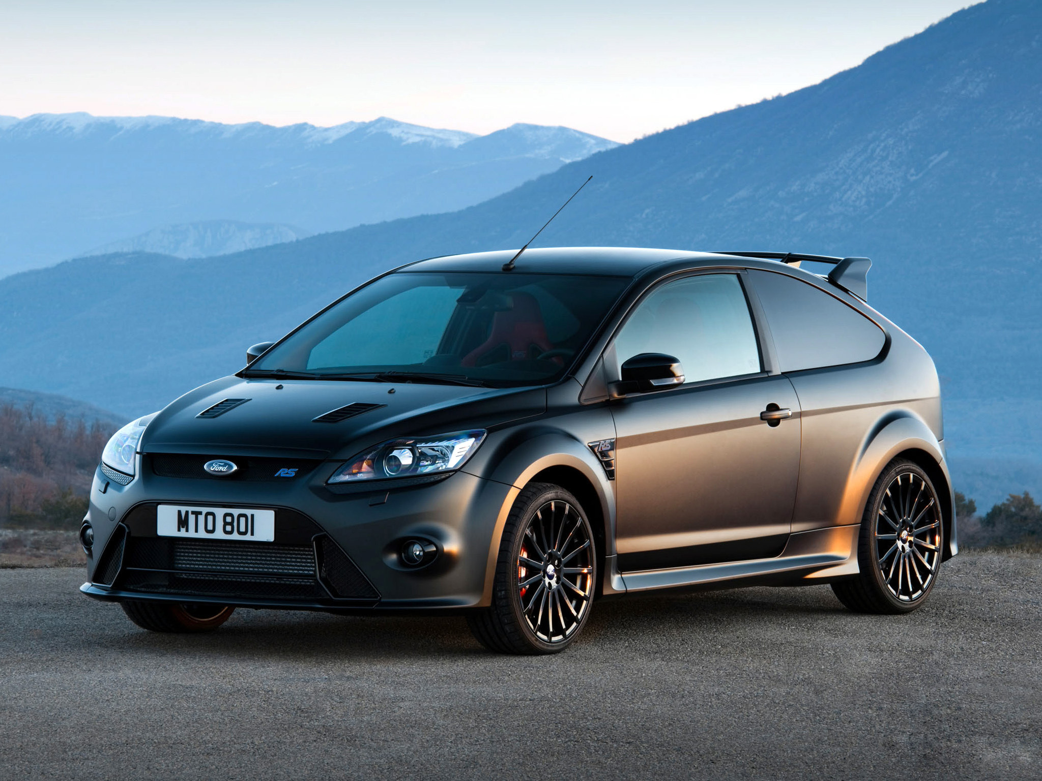 Ford- Fiesta RS
