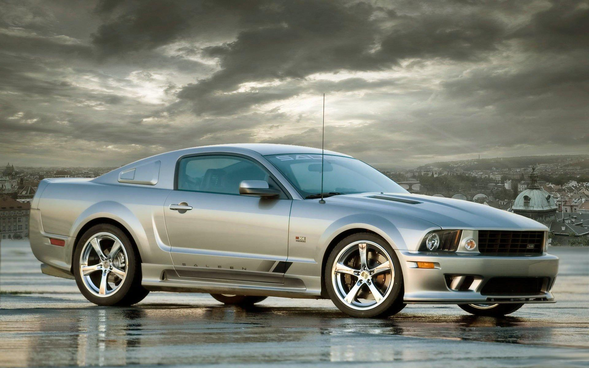 Ford Mustang (SALEEN)