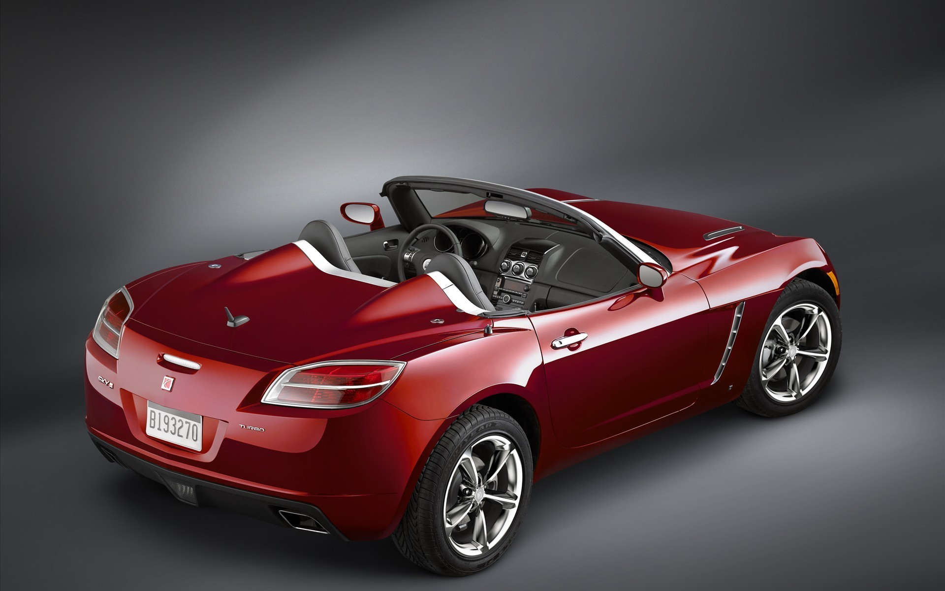 Saturn-Sky (Turbo)
